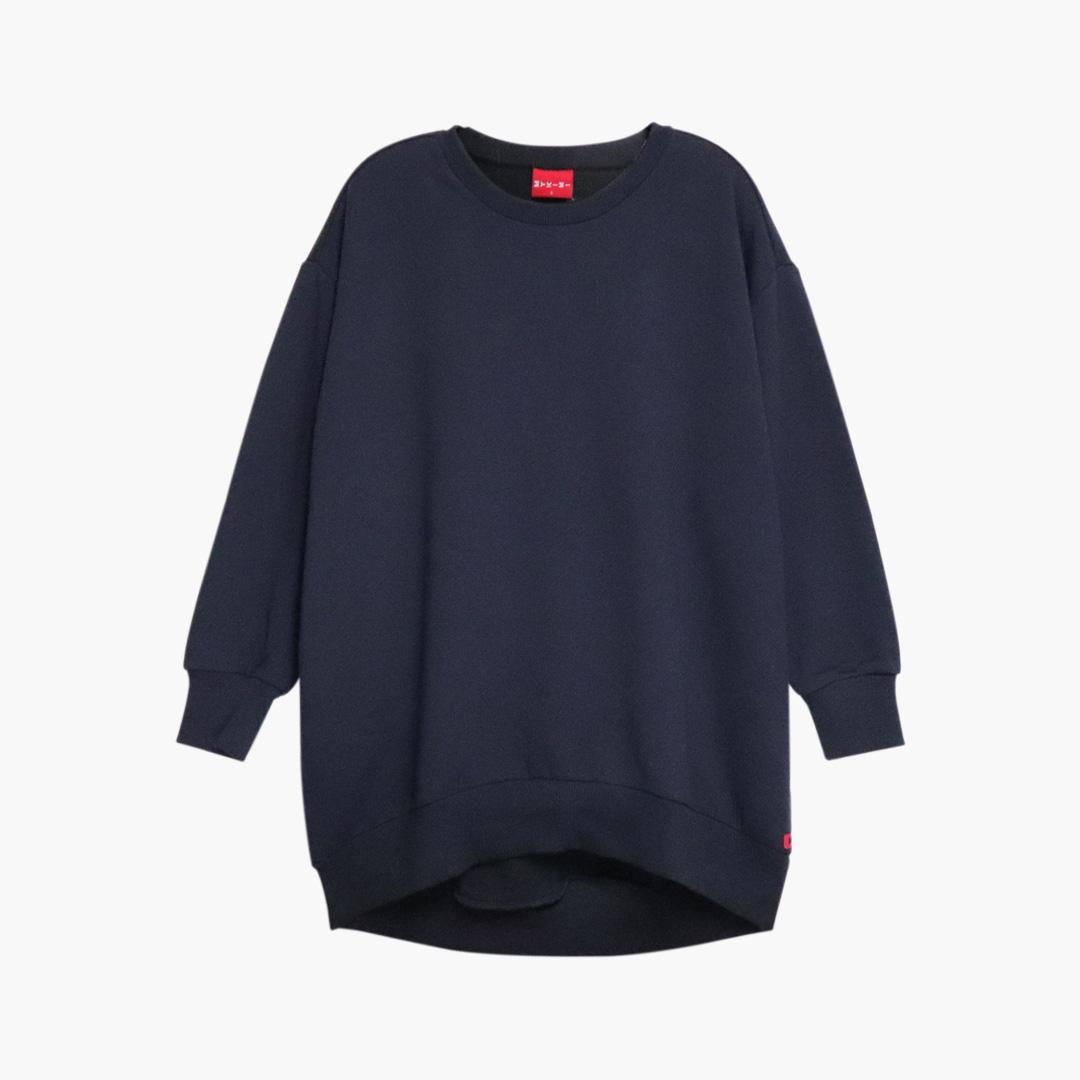 [결산세일][Women] MYKIMI Long Sweat Shirt