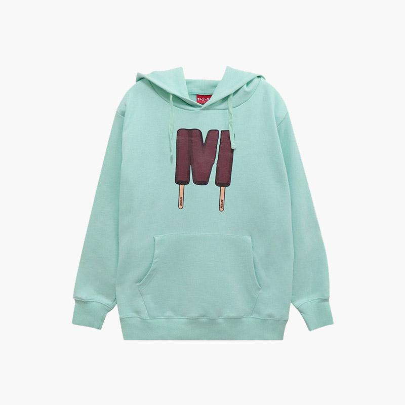 [업텐션 착용] MYKIMI Icecream hoodie