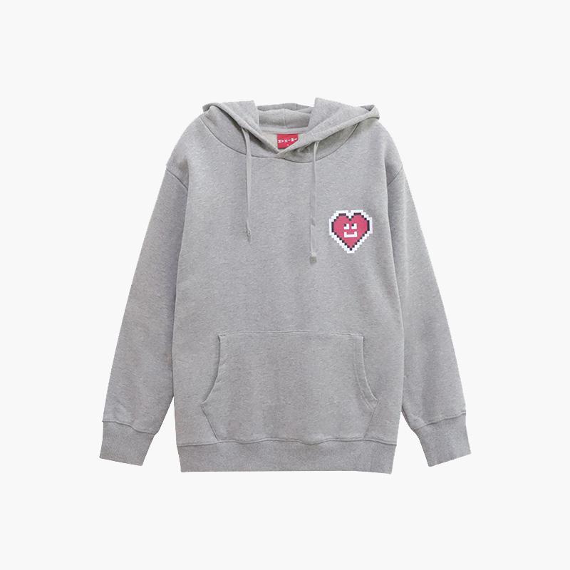 MYKIMI Heart hoodie