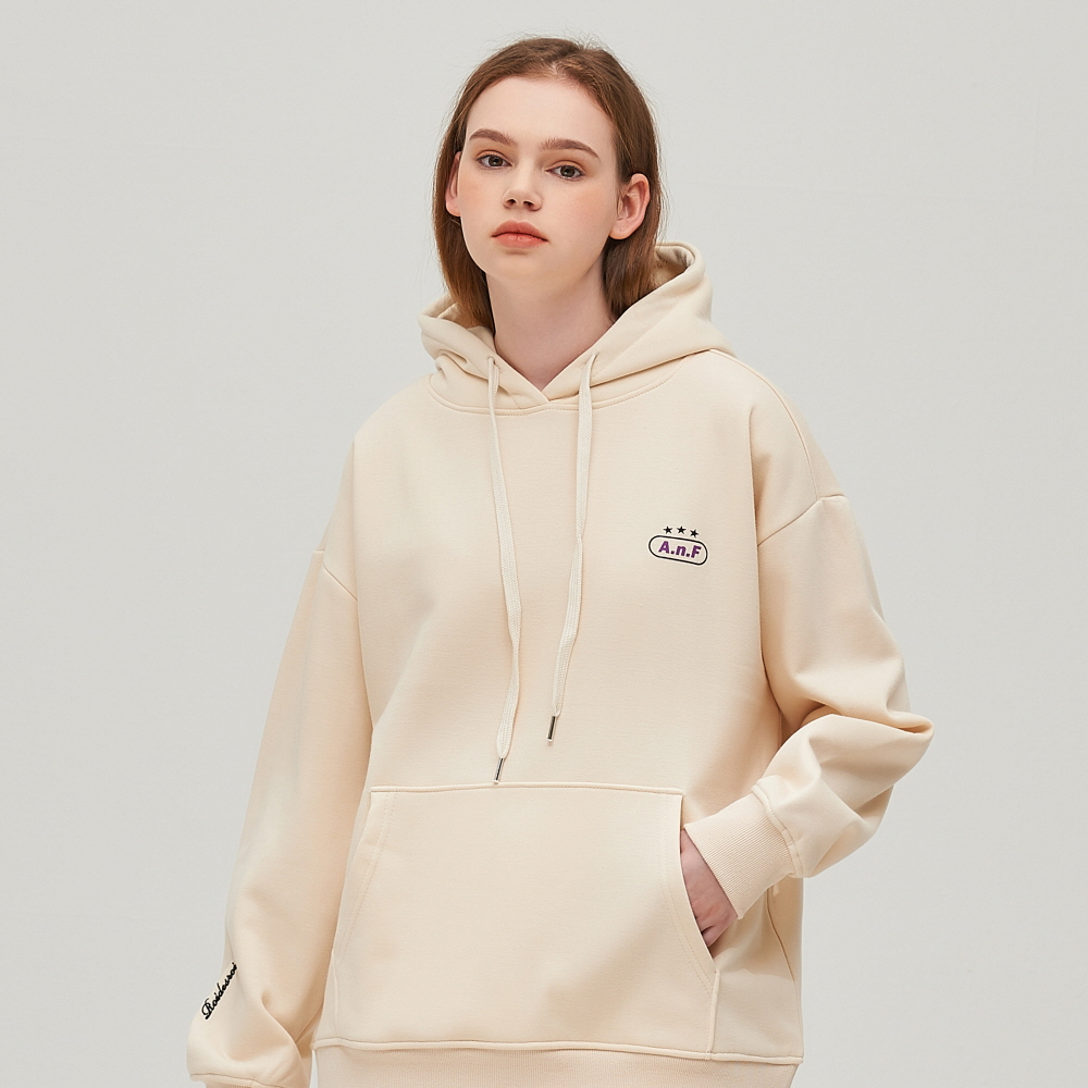 FOREVER YOUNG HOODIE (IVORY)