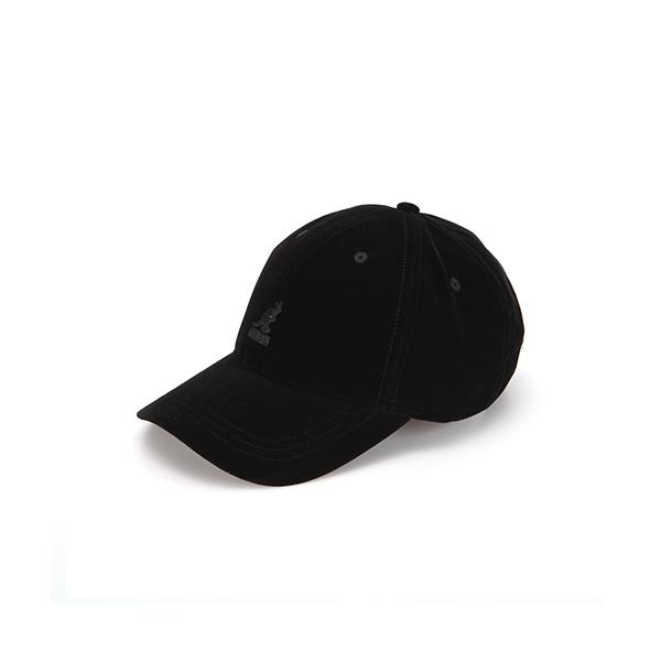 Velour Baseball 4331 BLACK