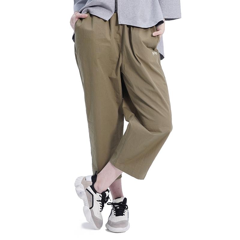 (UNISEX) Royal M Wide Pants (KHAKI)