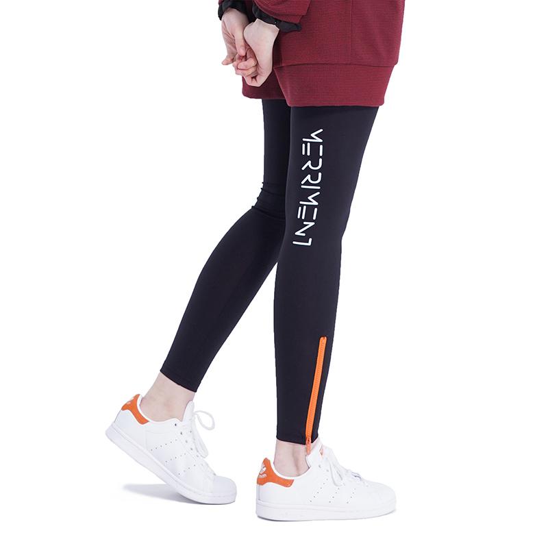 [신학기특가]MMM Zipper Leggings (ORANGE)