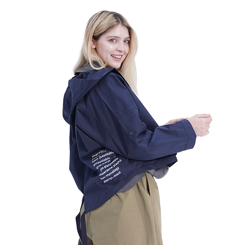 MMM Roll-up Jacket (NAVY)