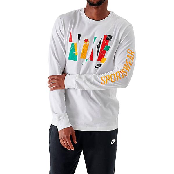 [해외]나이키 게임 체인저 티셔츠 화이트 CQ7170-100