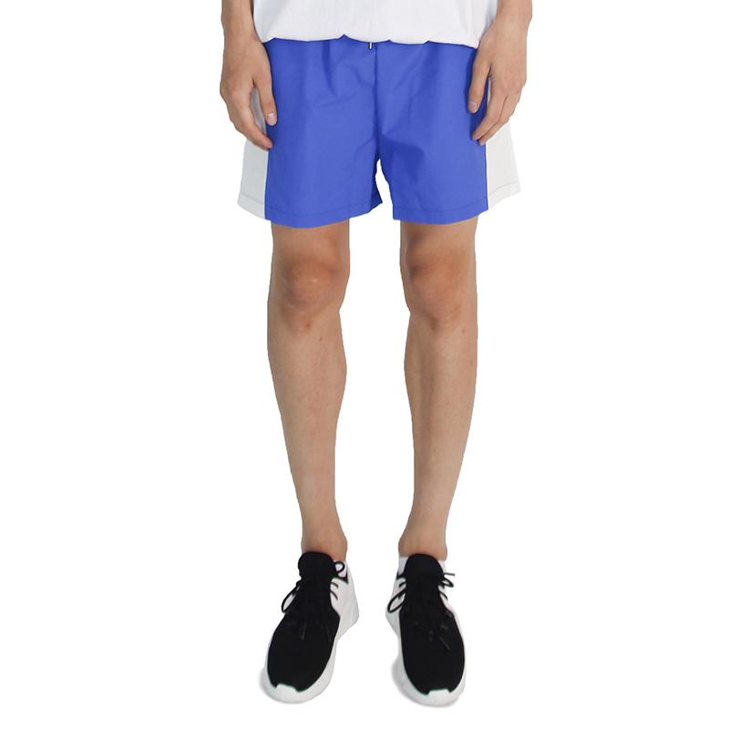 (UNISEX) MRMNT Color Track Shorts (BLUE)