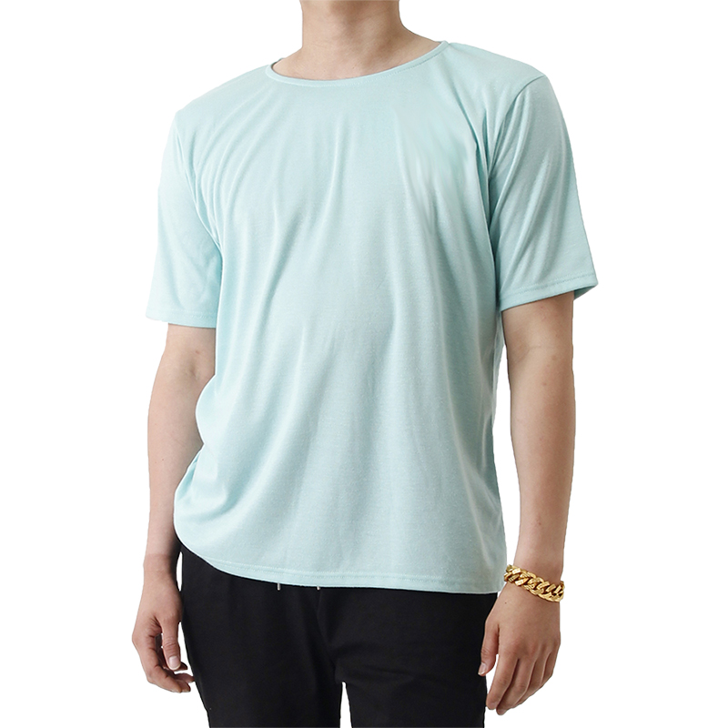 (UNISEX) Basic Color Short Sleeve T (MINT)