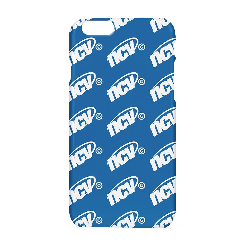 Ncv logo dot case-blue