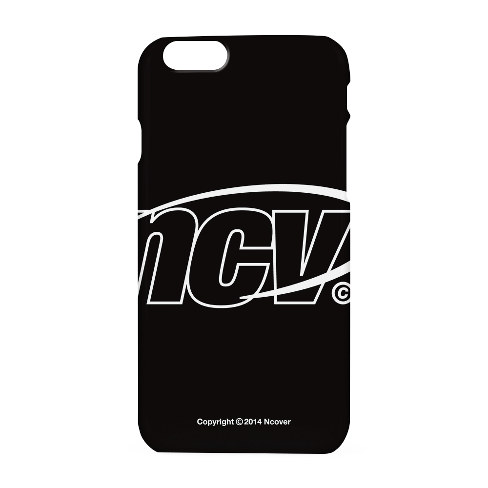Big NCV logo case-black