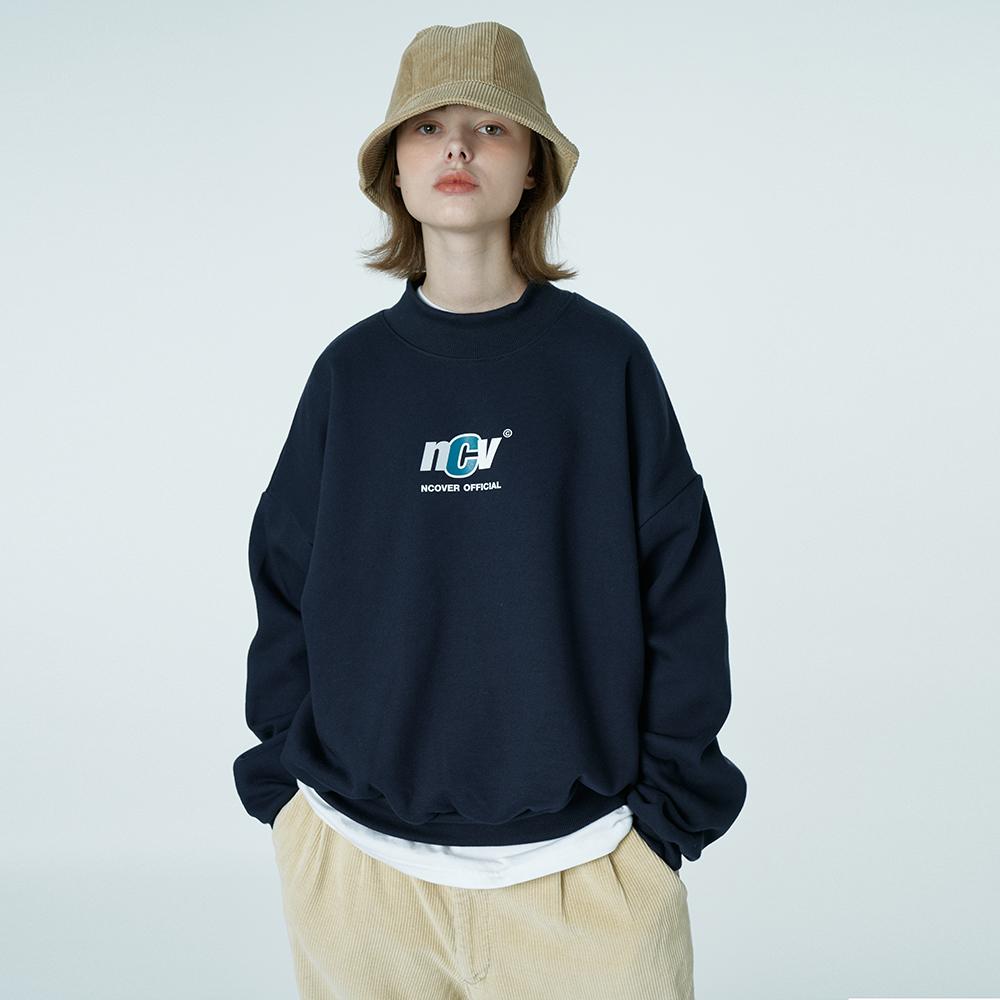 Crewneck ncv sweatshirt-navy