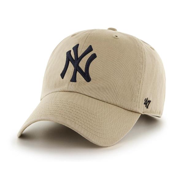 [해외]47브랜드 뉴욕 양키즈 클린업 카키 B-RGW17GWS-KH
