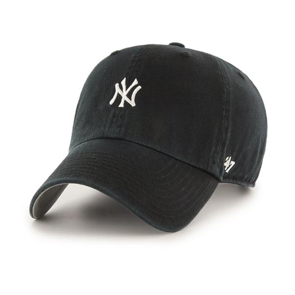 [해외]47브랜드 뉴욕 양키즈 베이스러너 BSRNR17GWS-BK