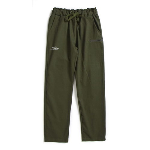 TVC COTTON BANDING PANTS (KHAKI)