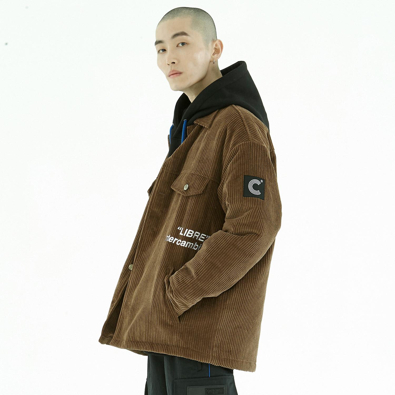 [CB_LIBRE] 코듀로이 자켓_BR