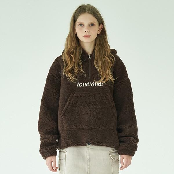 Florence anorak_Brown