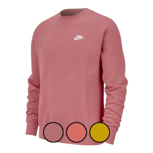 [해외]나이키 클럽 크루넥 티셔츠 3 COLOR