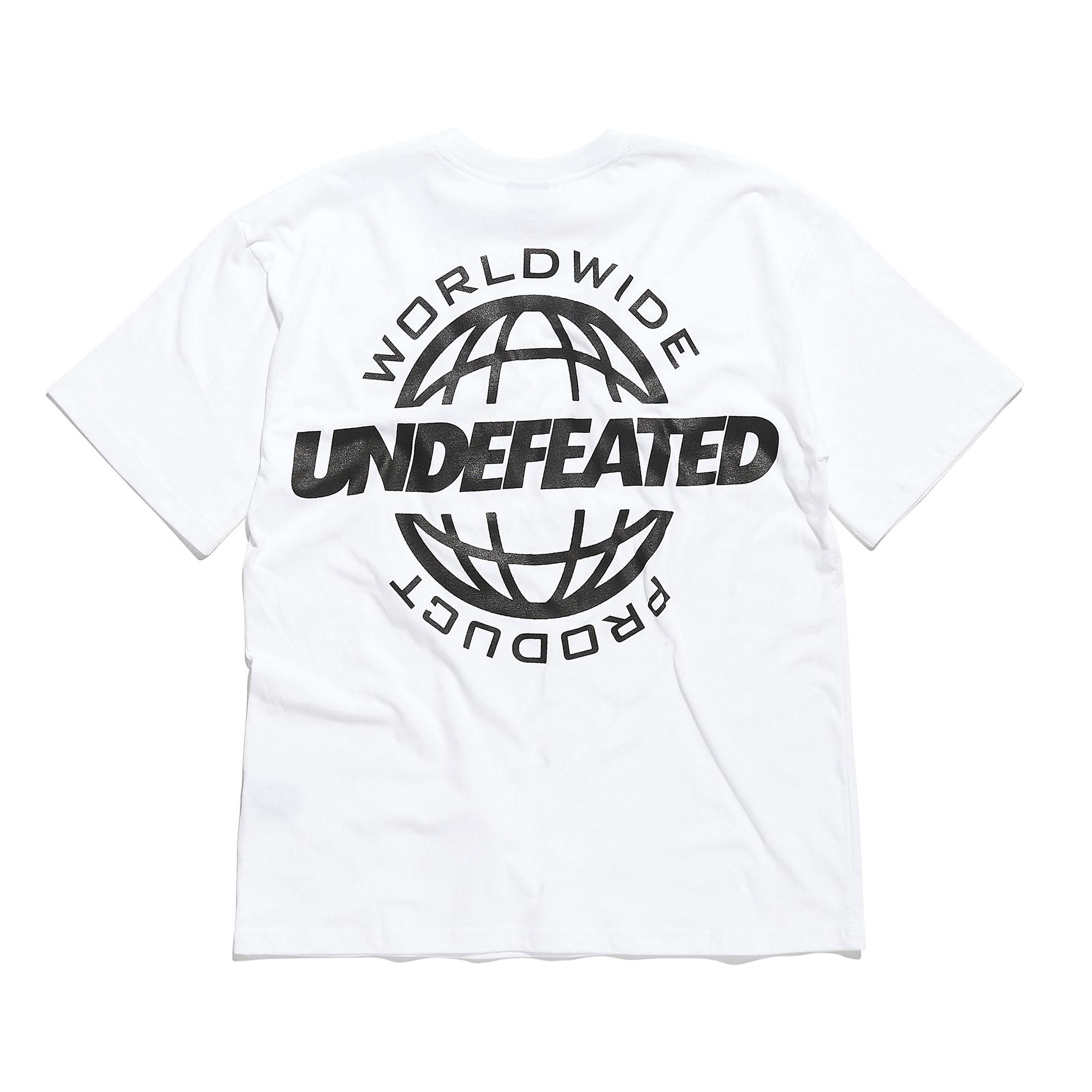 INTERNATIONAL LOGO TEE white