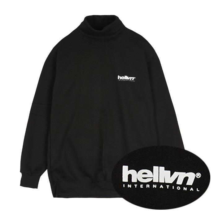 헬븐 - Signature Logo 프리미엄 기모 목폴라 (SHPHV-6010)  - 2컬러