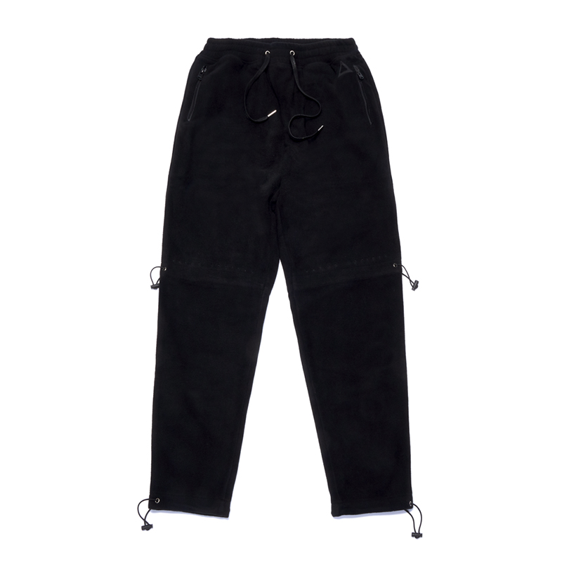 [시즌오프]STIGMA TRIANGLE FLEECE JOGGER PANTS BLACK