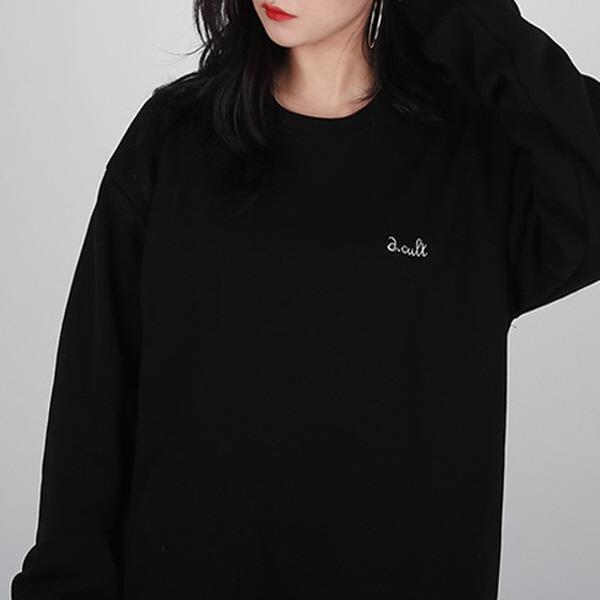 [디컬트]자수 logo - MTM(black)