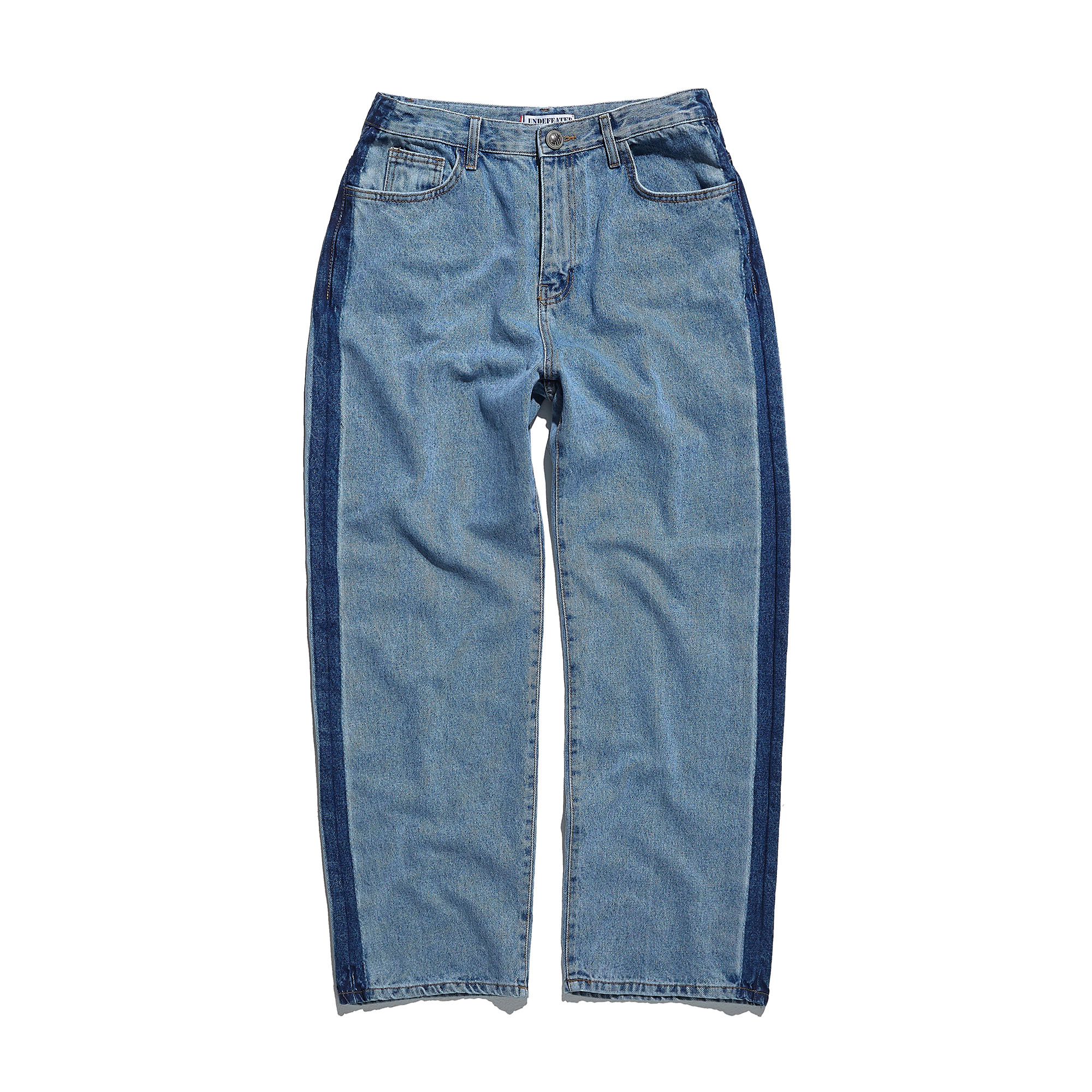SIDE LINE WASHING JEANS