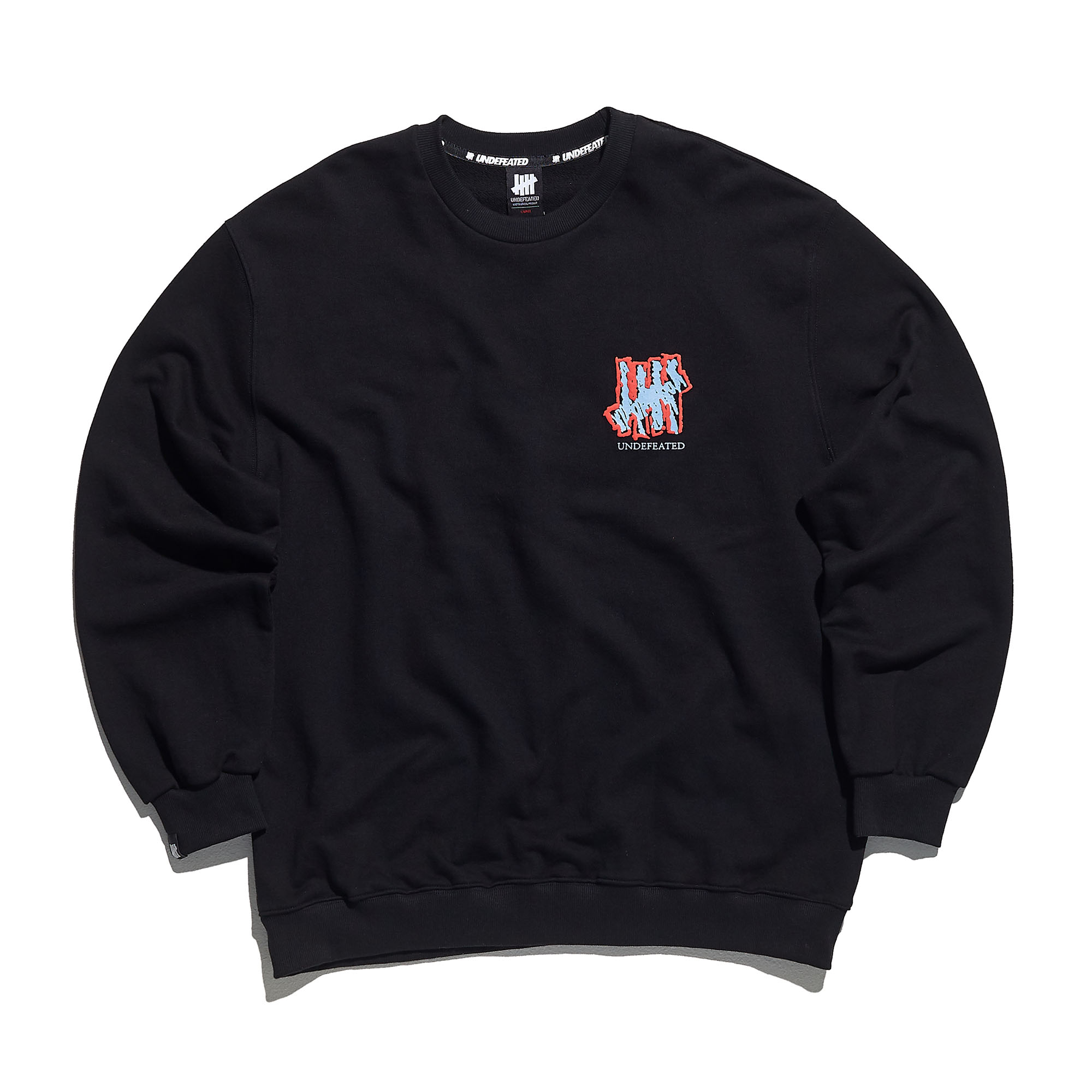 SKETCH LOGO SWEATSHIRTS black