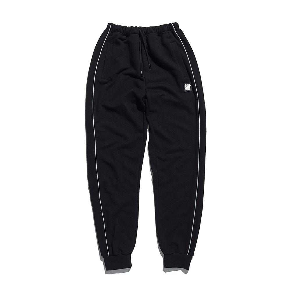 3M PIPING JOGGER PANTS black