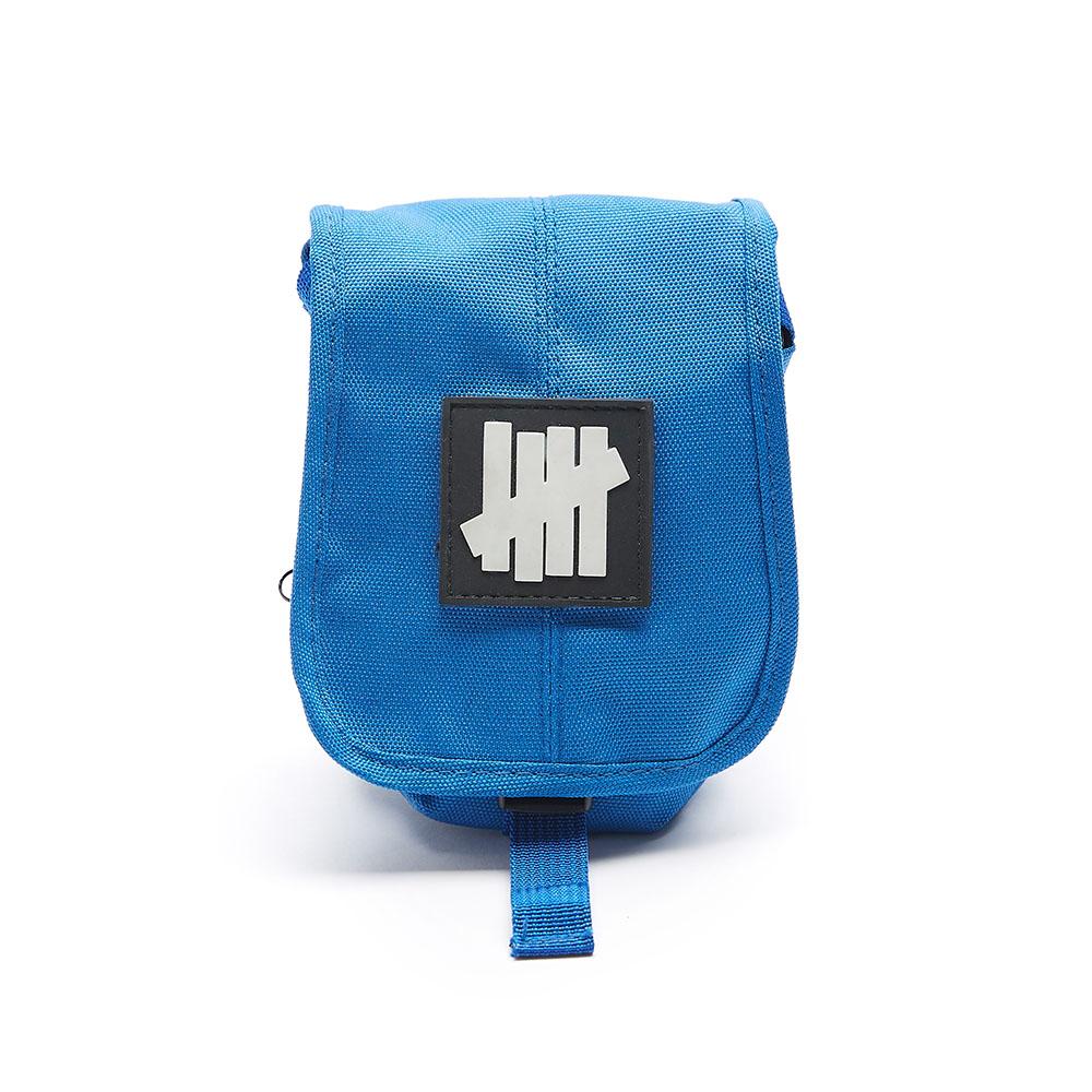 FIST LOGO MINI BAG blue