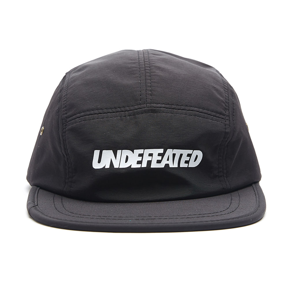 U-LOGO CAMP CAP black