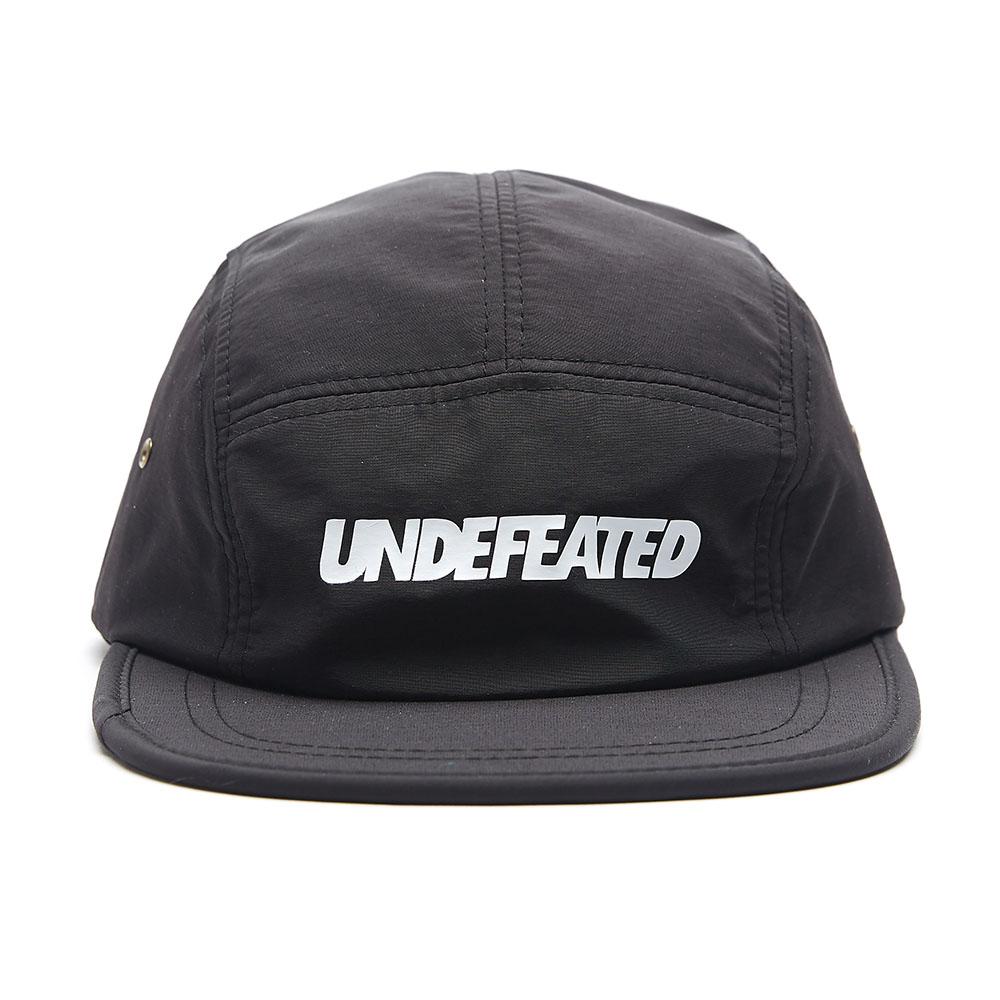 U-LOGO CAMP CAP black