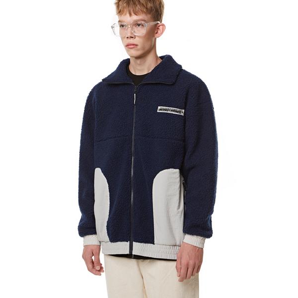 [입점특가]Heavy Fleece Zip-up NAVY