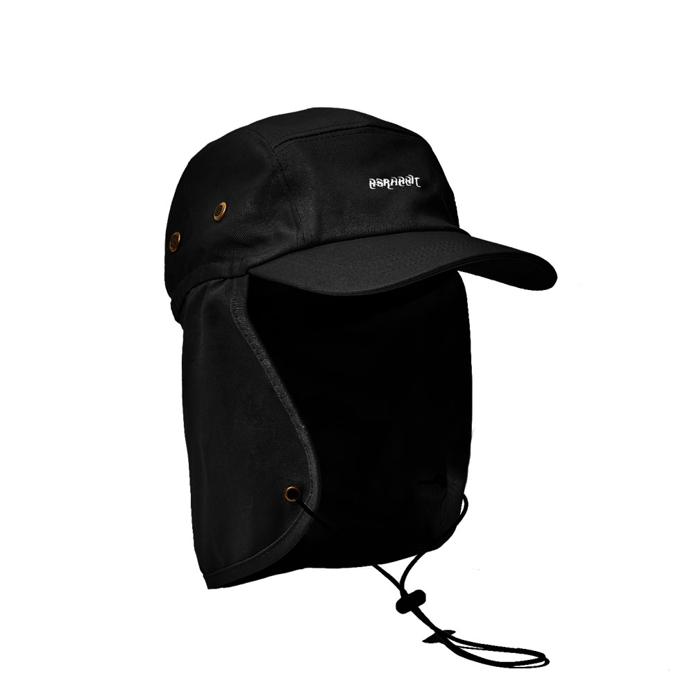 LOGO FISHING with ENF CAP BLACK
