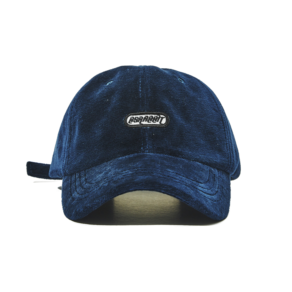 BSR VELOUR CAP NAVY
