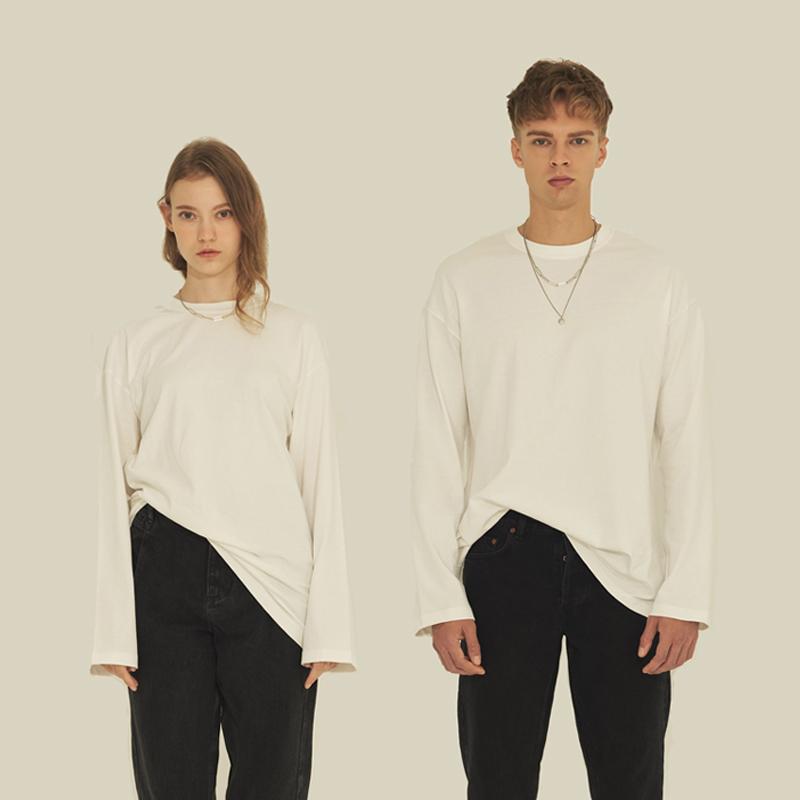 클래식 루즈 티셔츠 IVORY