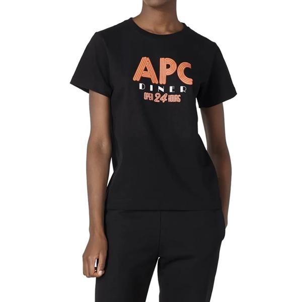 [해외]APC 아페쎄 WOMEN 테일러 반팔티셔츠 CODCW-F26822