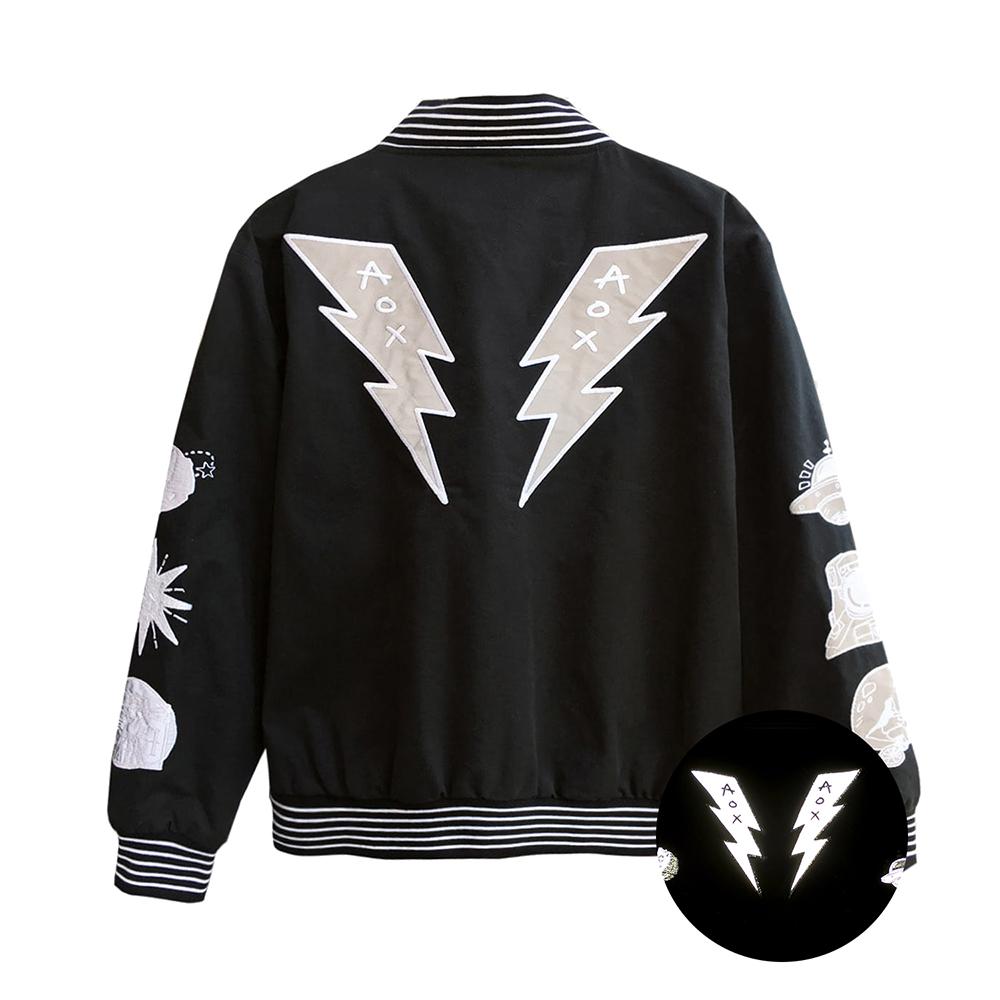 [입점특가][AOX] Space patch jacket