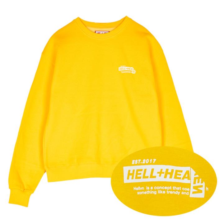 Hellvn - Fold (SHMHV-6025) - 맨투맨