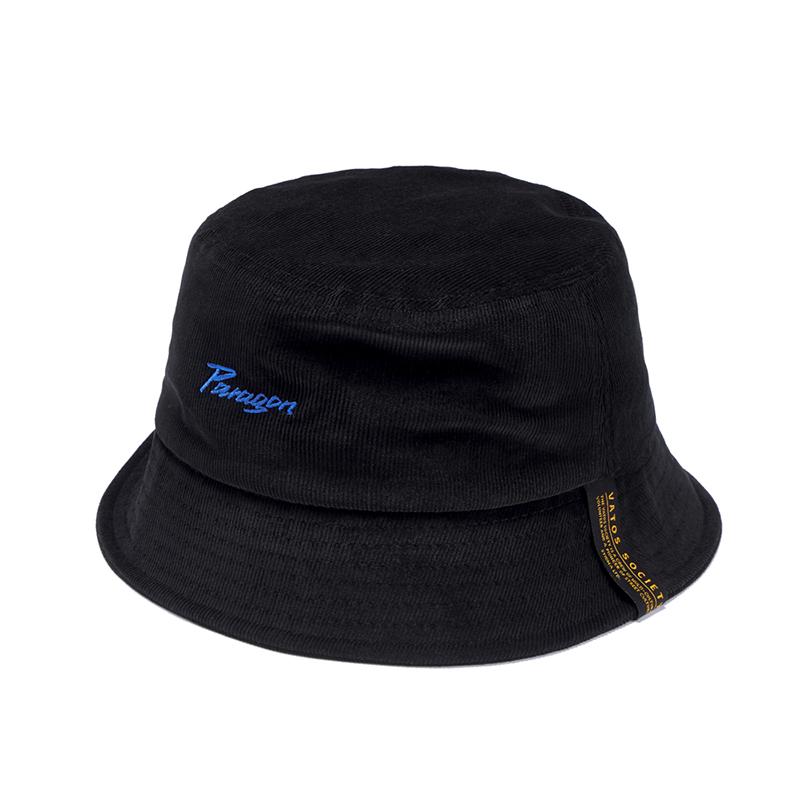 [시즌오프]PARAGON BUCKET HAT BLACK