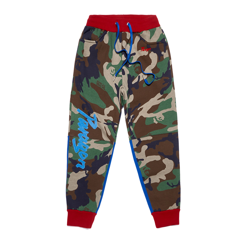 PARAGON HEAVY SWEAT JOGGER PANTS CAMOUFLAGE
