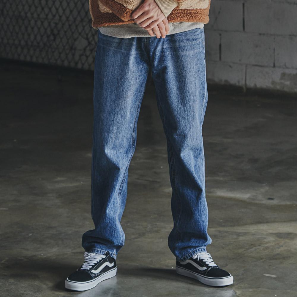 Regular-Fit Denim Pants CW802