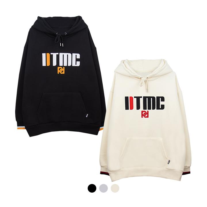 DTMC Block Logo Hoodie-3color(기모)