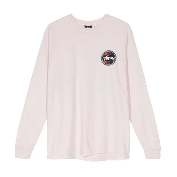 [해외]스투시 서프 도트 롱슬리브 티셔츠 포그