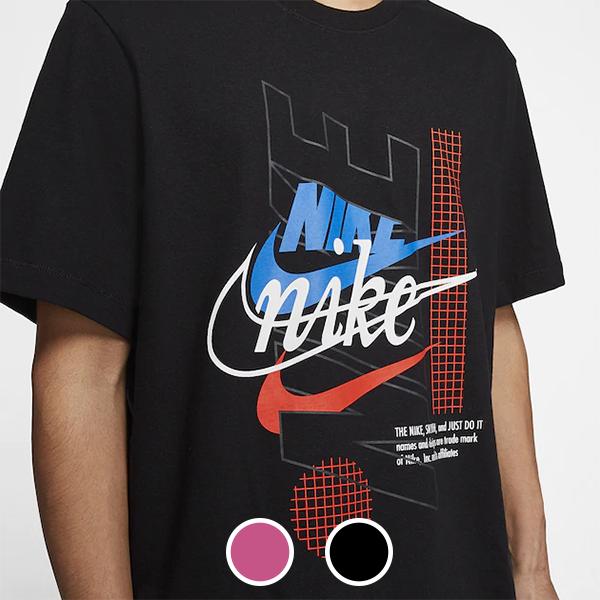 [해외]나이키 에볼루션 오브 더 스우시 티셔츠 3 COLOR