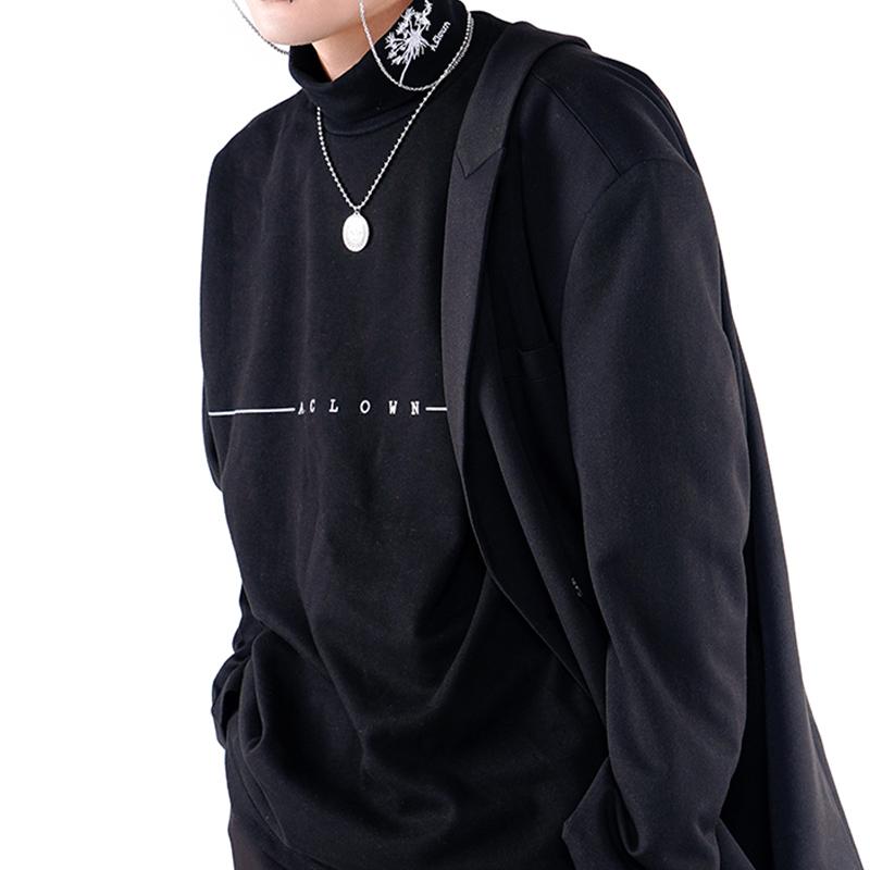[A.Clown]Dandelion Half Polar Long-Sleeve(목폴라)