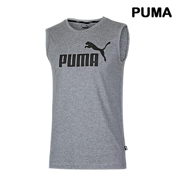 [국내배송]푸마 에센셜 NO.1 민소매 티셔츠 (844327-03)