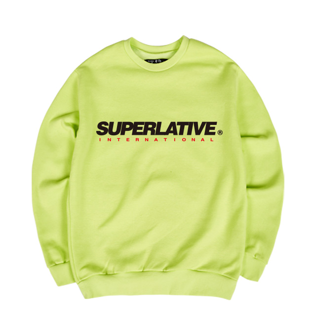 슈퍼레이티브 - SUPER INTERNATIONAL - (SBMSP-2020) - 맨투맨