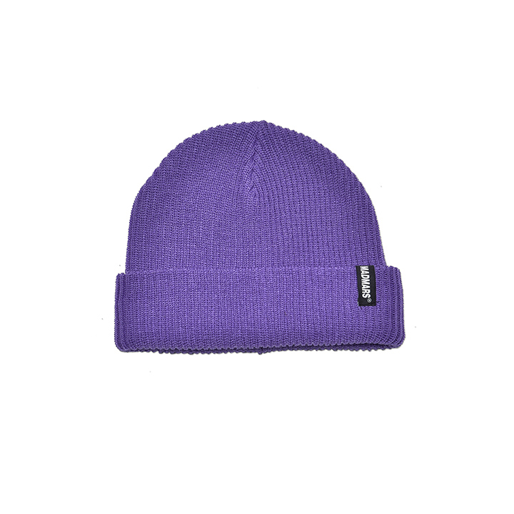 PATCH BEANIE_PURPLE