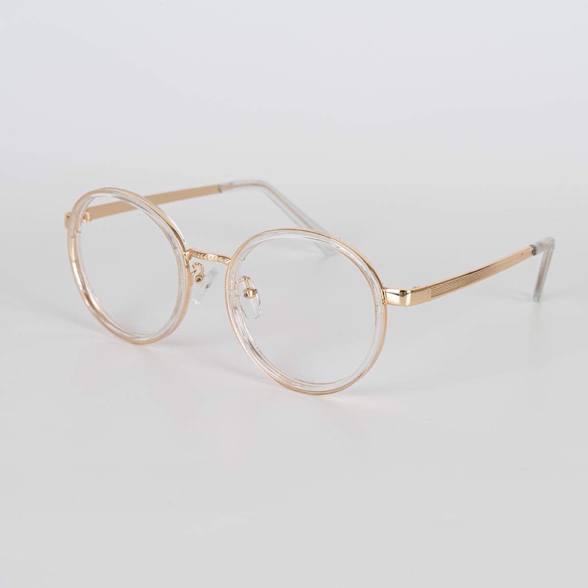 SBKA Leo-C02 투명 동글이 안경