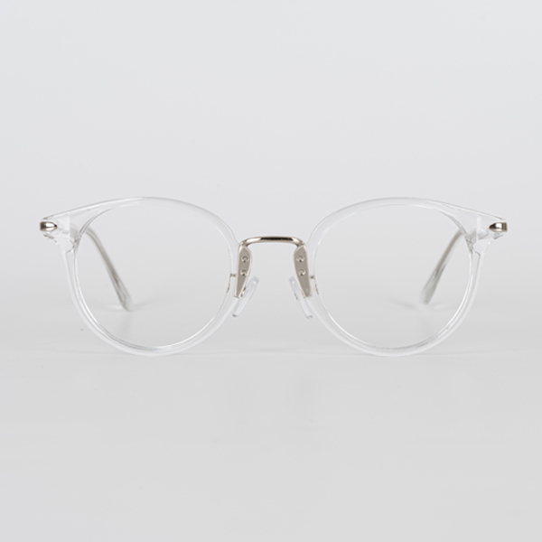 SBKA Ella-C02  투명뿔테안경