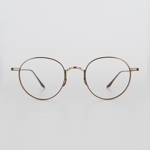 SBKA Klaus-C01 티타늄 동글이 안경